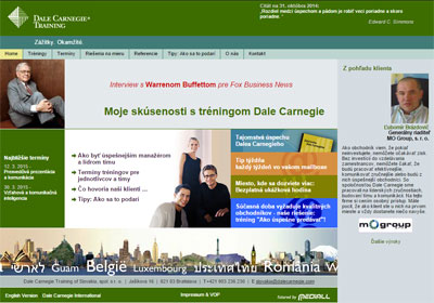 Dale Carnegie Training Slowakei